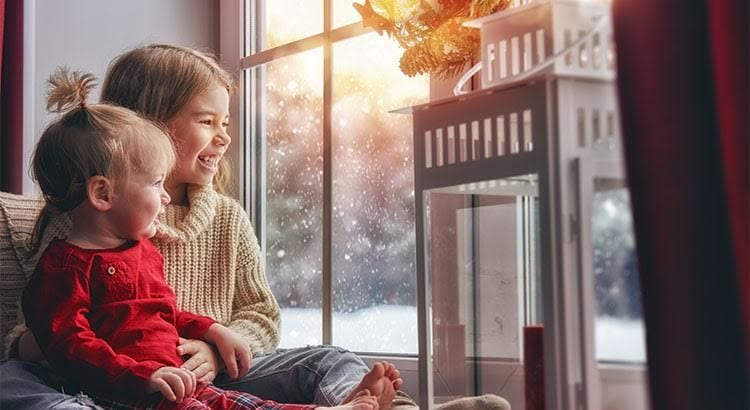 four reasons to buy a home this winter