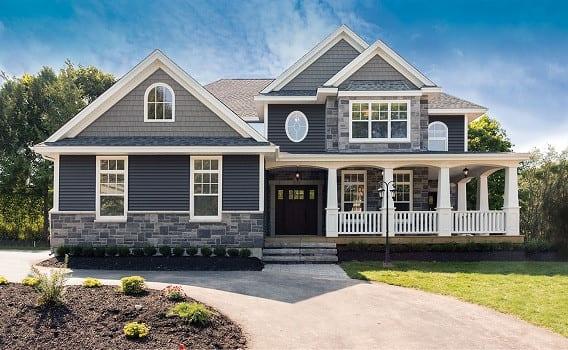 new construction homes edina