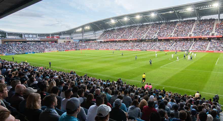 Minnesota United FC Soccer