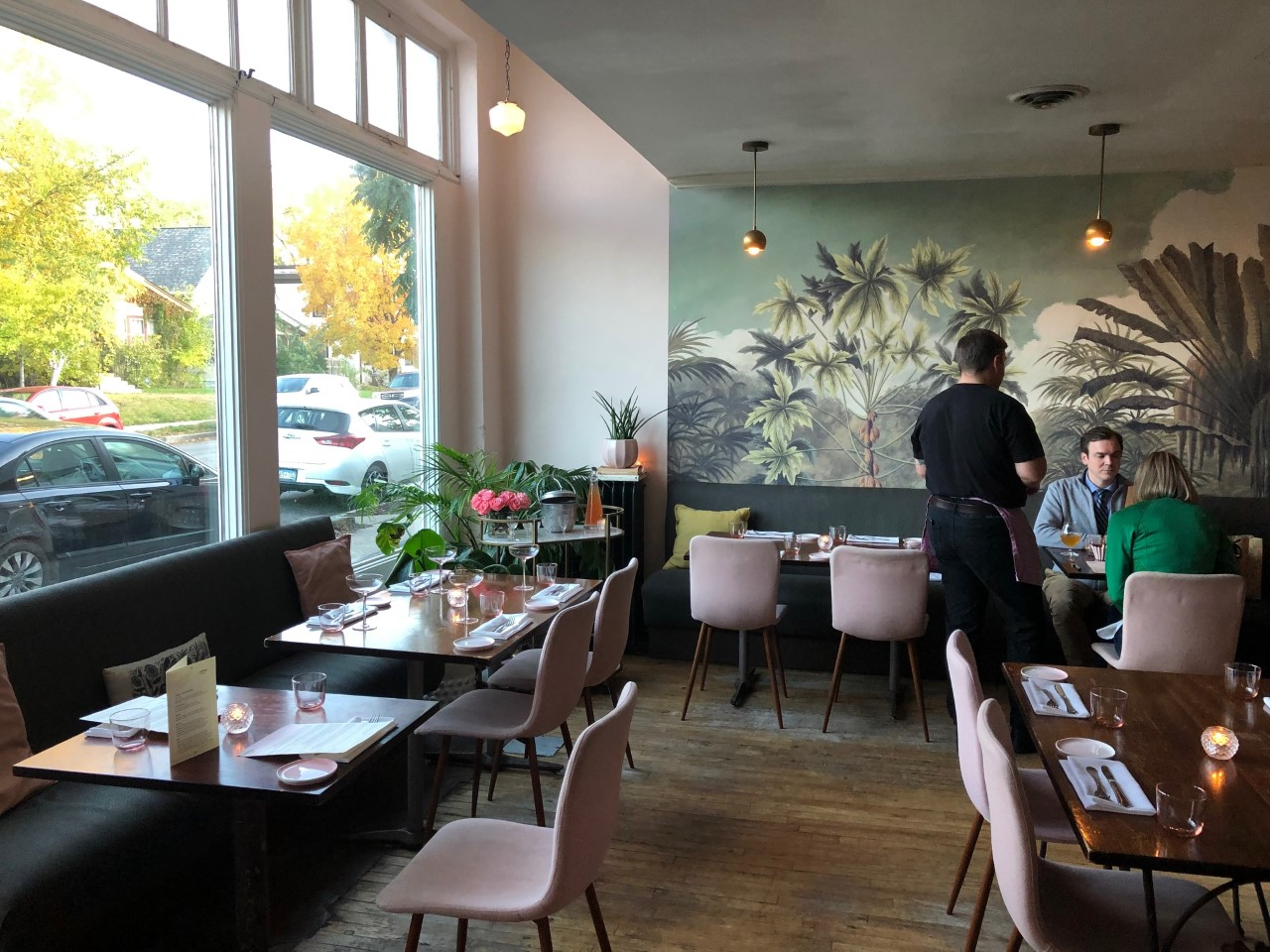 Restaurant review of Grand Café