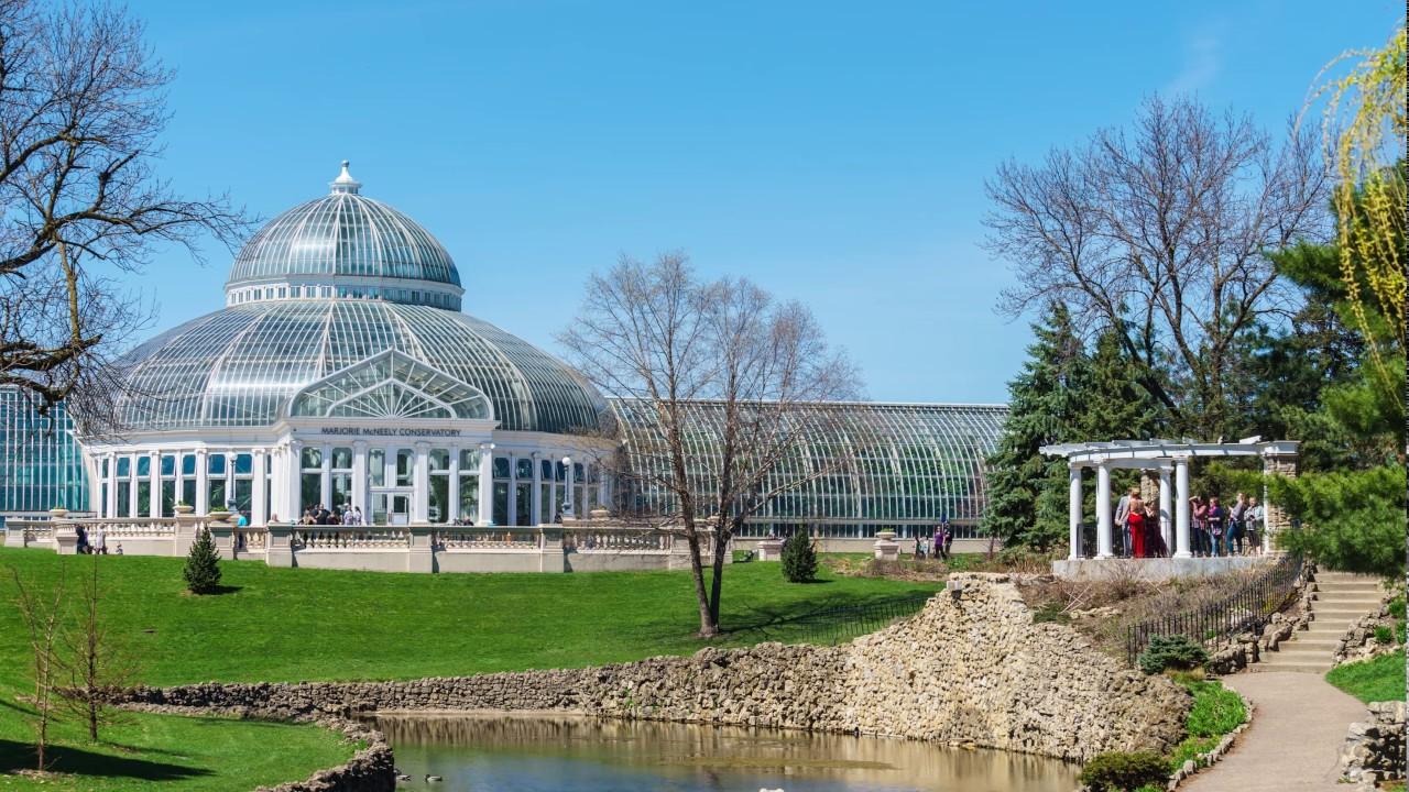 Visit Como Park Zoo & Conservatory