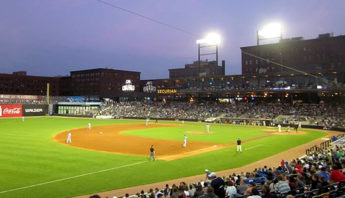 The Saint Paul Saints Baseball Team