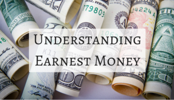 What is the function of Earnest Money?