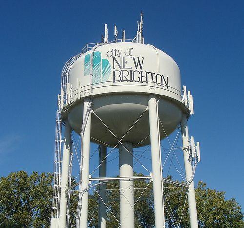 City of New Brighton