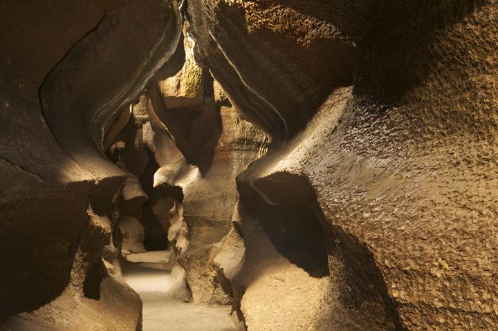 Visit Niagara Cave in Harmony, Minnesota!